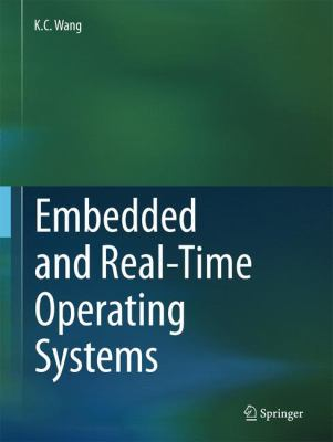 book cover:Embedded and Real-Time Operating Systems