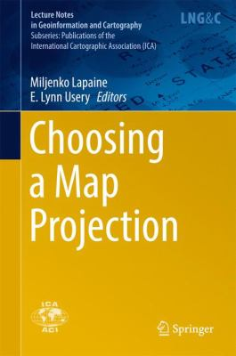 book cover: Choosing a Map Projection