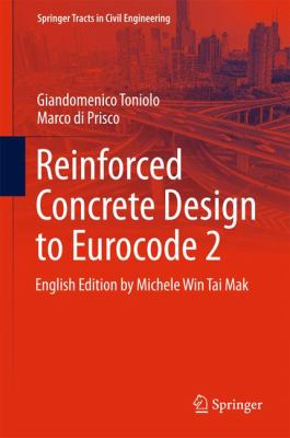 book cover:  Reinforced Concrete Design to Eurocode 2
