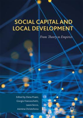 book cover: Social Capital and Local Development