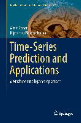 book cover: Time-Series Prediction and Applications