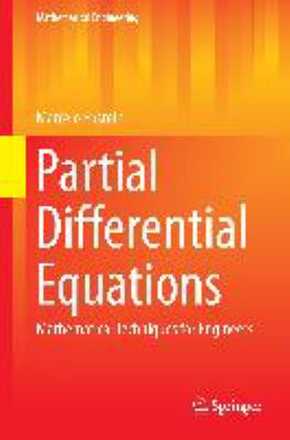 book cover - Partial Differential Equations : mathematical techniques for engineers