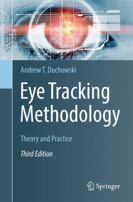 book cover: Eye Tracking Methodology