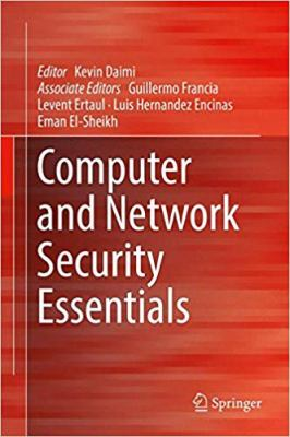 book cover: Computer and Network Security Essentials