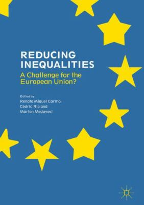 Book Cover : Reducing Inequalities : a challenge for the European Union?