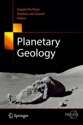 book cover: Planetary Geology