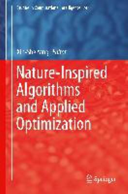 book cover: Nature-Inspired Algorithms and Applied Optimization