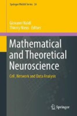 book cover: Mathematical and Theoretical Neuroscience