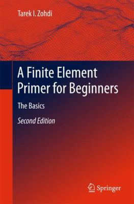 book cover: A Finite Element Primer for Beginners (2018)