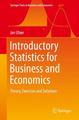 book cover: Introductory Statistics for Business and Economics