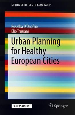 Book Cover : Urban Planning for Healthy European Cities
