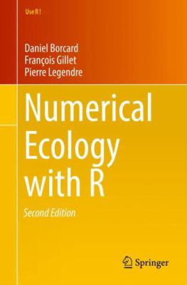 book cover: Numerical Ecology with R