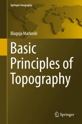 Book Cover : Basic Principles of Topography