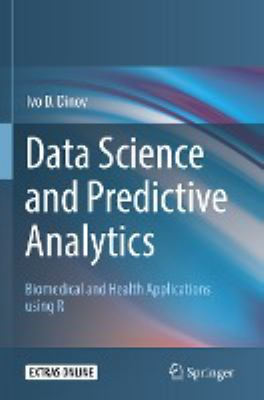 Book cover: Data Science and Predictive Analytics