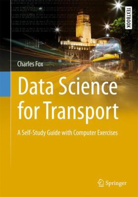book cover: Data Science for Transport