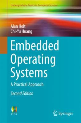 book cover: Embedded Operating Systems (2018)