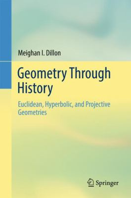 book cover: Geometry Through History