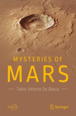 Mysteries of Mars book cover