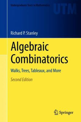 book covers: Algebraic Combinatorics