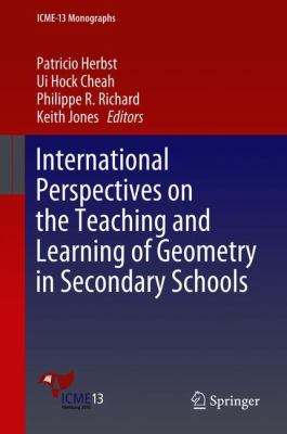 book cover: International Perspectives on the Teaching and Learning of Geometry in Secondary Schools