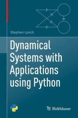 book cover: Dynamical Systems with Applications Using Python