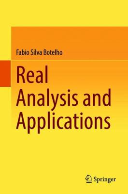 book cover: Real Analysis and Applications
