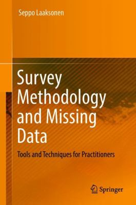 book cover: Survey Methodology and Missing Data