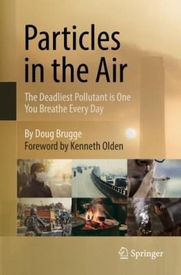 book cover: Particles in the Air