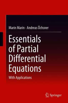 book cover: Essentials of Partial Differential Equations