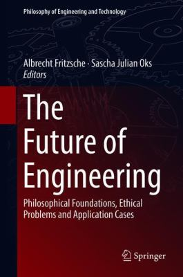 book cover:  The Future of Engineering