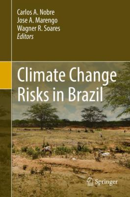 Book Cover : Climate Change Risks in Brazil