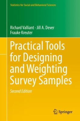 book cover: Practical Tools for Designing and Weighting Survey Samples