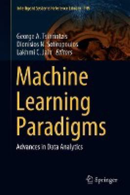 book cover: Machine Learning Paradigms