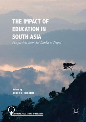 Cover image of book: The Impact of Education in South Asia.