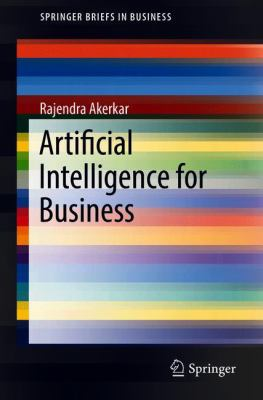 book cover: Artificial Intelligence for Business