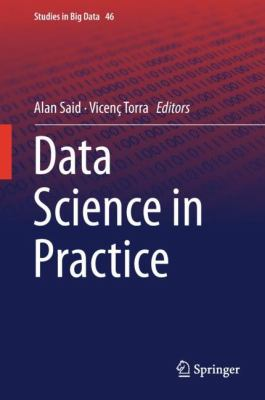 book cover: Data Science in Practice
