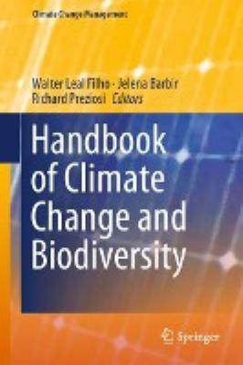 Book Cover : Handbook of Climate Change and Biodiversity