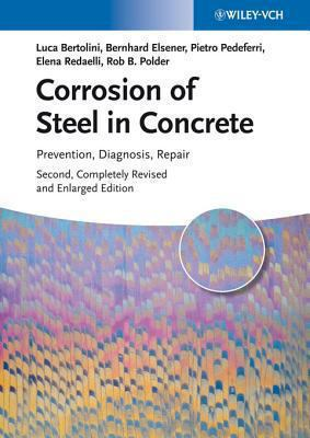 book cover: Corrosion of Steel in Concrete