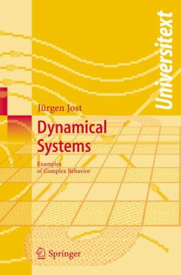 book cover: Dynamical Systems: examples of complex behaviour