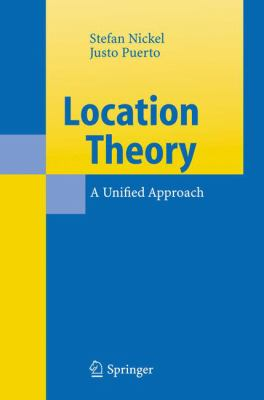 Book Cover : Location Theory : a unified approach