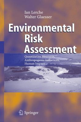 Book Cover; Environmental Risk Assessment