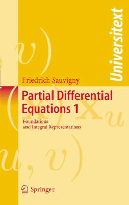 book cover:  Partial Differential Equations (2 volumes)