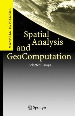 book cover: Spatial Analysis and GeoComputation