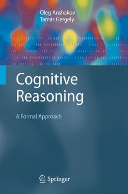book cover: Cognitive Reasoning