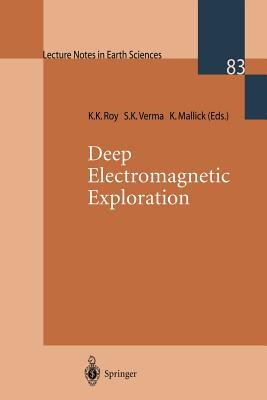 book cover: Deep Electromagnetic Exploration
