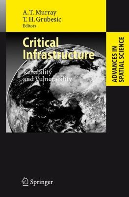 Book Cover: Critical Infrastructure