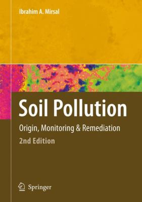 book cover: Soil Pollution