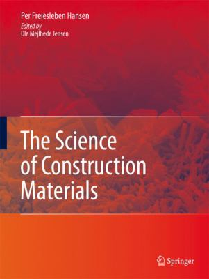 book cover: The Science of Construction Materials