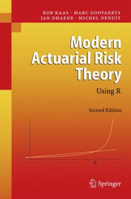 book cover: Modern Actuarial Risk Theory