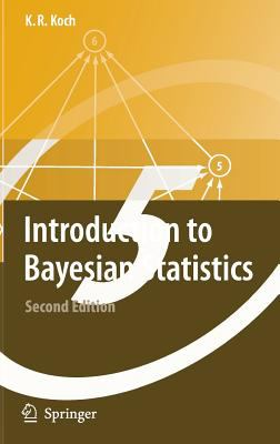 book cover: Introduction to Bayesian Statistics